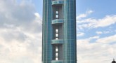 Longxi International Hotel, kaxite technology, polyamide profile for facade, polyamide thermal break,